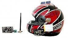 Tre studenti inventano    il casco intelligente: se hai bevuto troppo  non ti fa partire la moto
