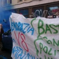 Bologna, Làbas occupa ex banca