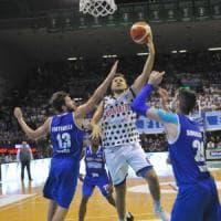 Fortitudo, brutta sconfitta a Treviso