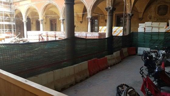 """Bologna, nido Tovaglie nel cantiere: """"Non fate pagare le rette"""""""