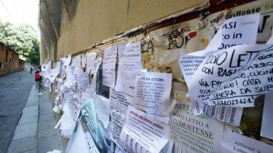 Ateneo, affitti agli studenti universitari:  non ci sono più stanze