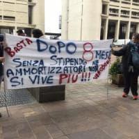 Stampi Group, presidio dei lavoratori in Regione Emilia Romagna: