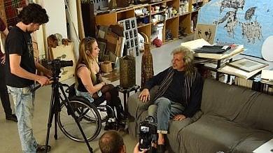 """""""Sofia rocks"""", la web serie bolognese  sulla disabilità -   backstage   -   trailer"""