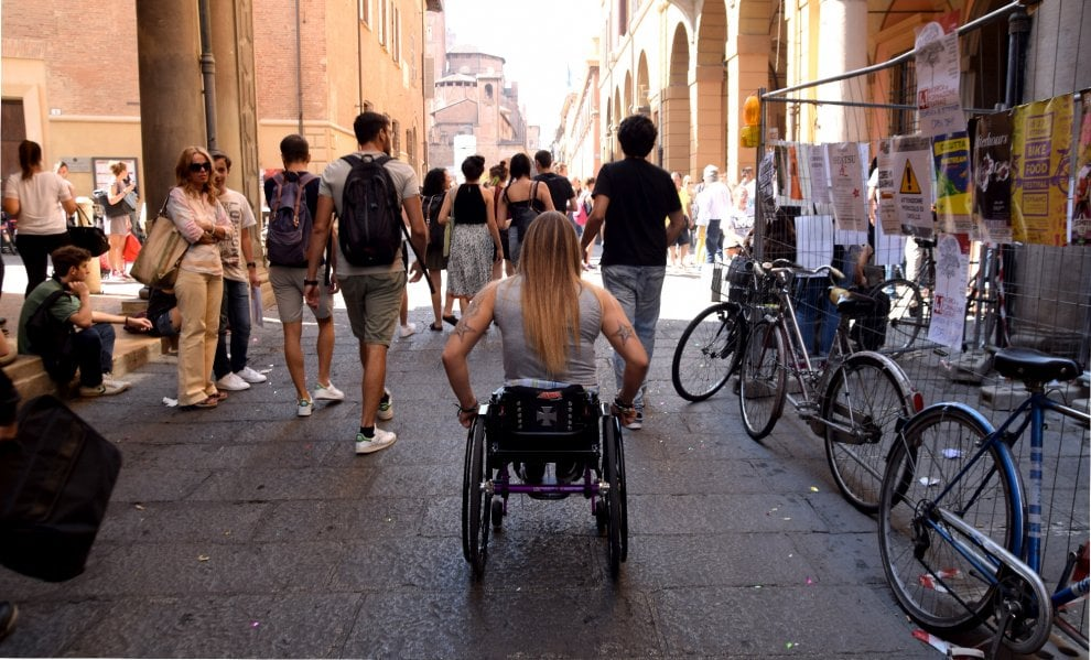 """""""Sofia rocks"""": il backstage della web serie bolognese sul mondo della disabilità"""