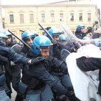 Mensa ateneo, ancora scontri a Bologna