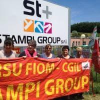 Stampi Group, cassa integrazione fino a dicembre