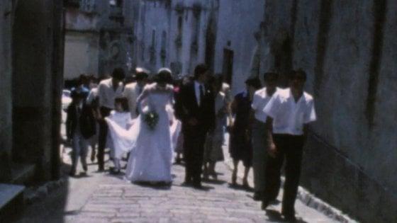 Matrimonio all'italiana: tra amore e stereotipi, quelle nozze nei filmati di famiglia