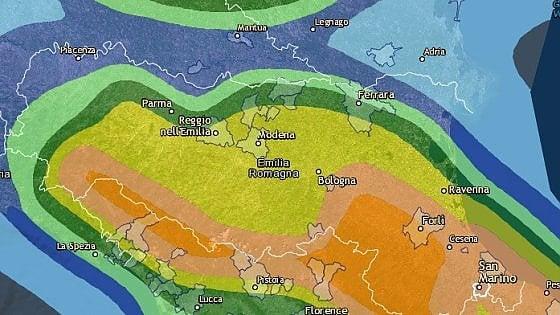 7,40, il terremoto sentito anche in Emilia Romagna