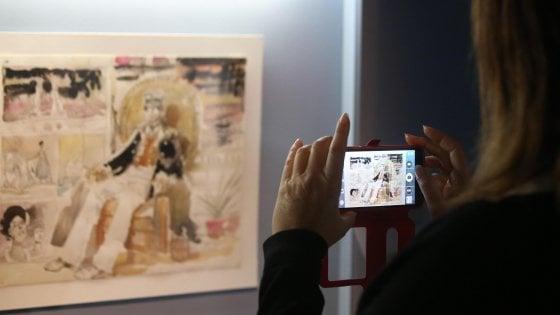 Il mito di Corto Maltese rivive a Bologna: in mostra i capolavori di Hugo Pratt