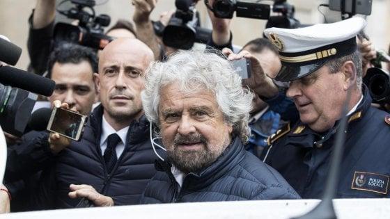 """Referendum, Grillo non trova una piazza a Bologna. Bugani: """"Non ci danno visibilità"""""""