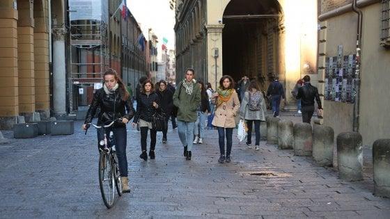 Università di Bologna, bici scontate alle matricole e riduzioni per bus e treno