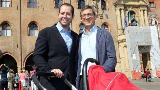 Il senatore Pd Lo Giudice di nuovo papà: Alice nata in California con la maternità surrogata