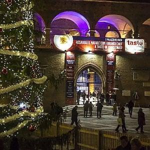Taste of Christmas a Palazzo Re Enzo