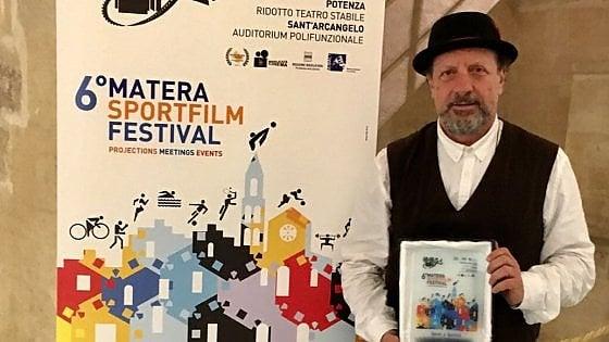 """""""Mi chiamo Renato"""" premiato a Matera"""