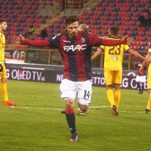 Coppa Italia, il Bologna travolge il Verona 4-0: ora c'è l'Inter