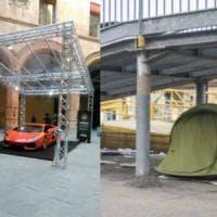 """""""Lamborghini in Comune e migranti al gelo..."""": Bologna, l'affondo dell'ex assessora..."""