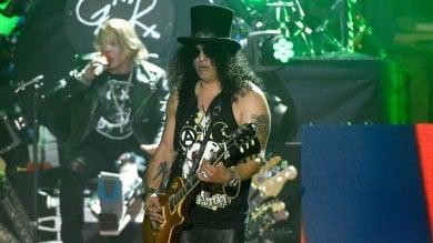 Guns N'Roses a Imola, da  venerdì  la prevendita per l'unica data italiana