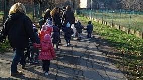 Al nido Roselle la camminata per i diritti   Bambini: l'agenda della settimana