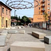Bologna, una nuova area pedonale tra via Marconi e Azzo Gardino