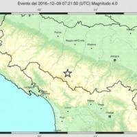 Terremoto, scossa di magnitudo 4.0 nell'Appennino reggiano