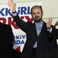 Indagine sul figlio di Erdogan a Bologna, il giudice: