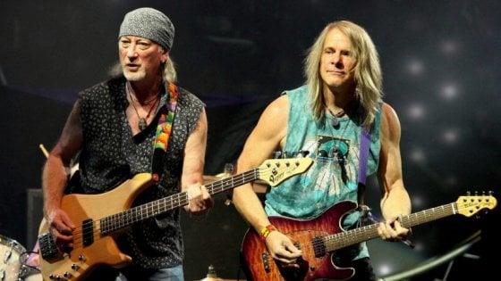 I Deep Purple il 26 giugno a Bologna