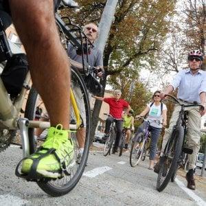 Mobilità, è boom di ciclisti a Bologna