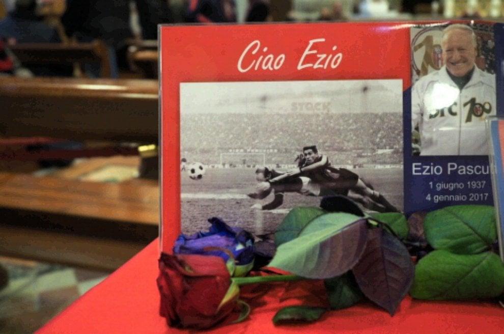 L'addio di Bologna a Pascutti, l'eroe dello scudetto