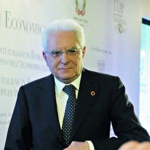 Sigillum Magnum al presidente Mattarella