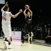 Basket A2, giornata 17: Virtus vola, Treviso insegue