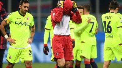 Coppa Italia, Bologna fuori ai supplementari