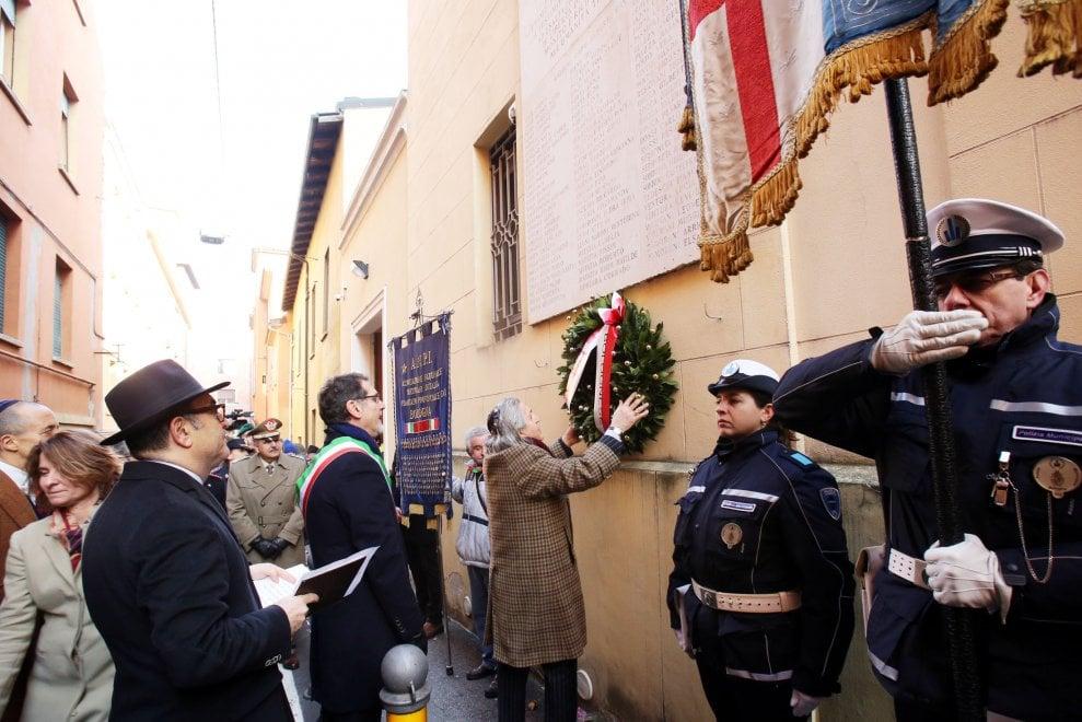 Bologna celebra il Giorno della memoria: inaugurata la nuova sinagoga