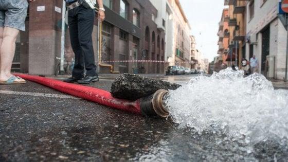 Lavori a conduttura idrica: niente acqua nella Bassa Bolognese tra l'1 e il 2 febbraio