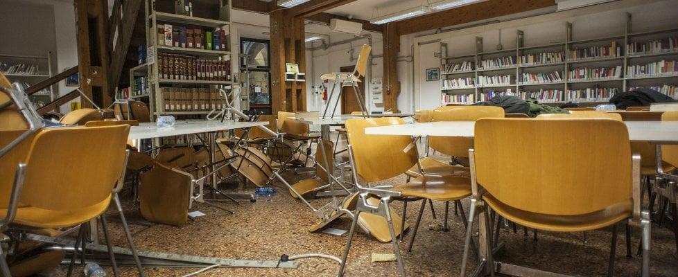 """Bologna: """"Io, intimidita sul web per le denunce sulla violenza in biblioteca"""""""