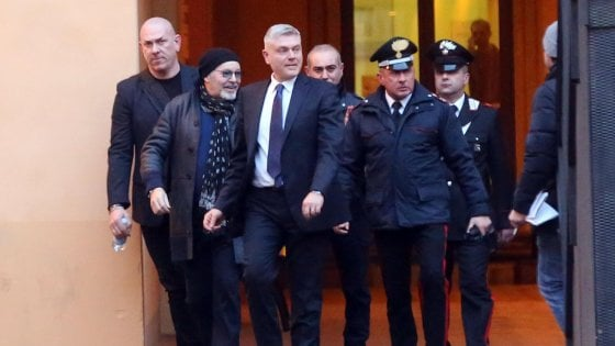 Blasco in tribunale, causa a ex manager