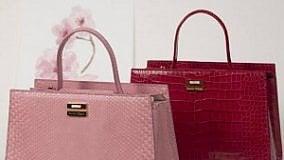Alla maison Boarini Milanesi  le borse sono come gioielli