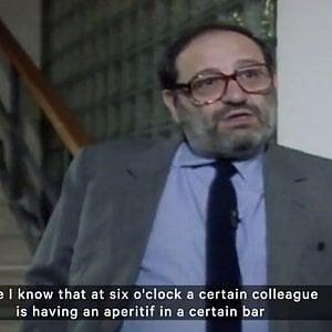 Se Umberto Eco e Guglielmo Marconi raccontano Bologna, tre filmati per amare una città