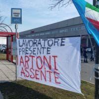 Artoni, è sciopero a oltranza: cento lavoratori a rischio all'Interporto di Bologna