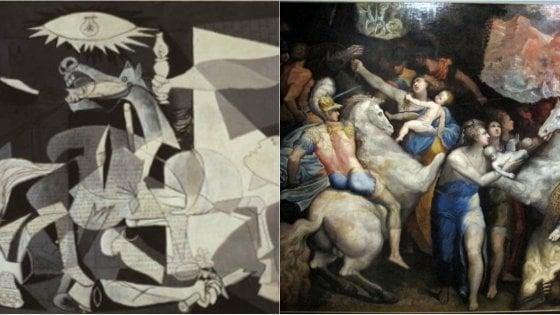 """""""Per fare Guernica Picasso si ispirò a un pittore bolognese?"""": l'ipotesi rilanciata da El Pais"""