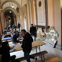 Università, i collettivi in rettorato chiedono la riapertura del