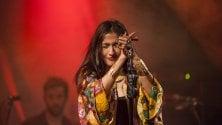 Hindi Zahra incanta  al Locomotiv Club
