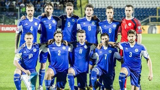 Calcio, ultimi per vocazione: San Marino perde anche con Andorra