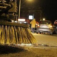 Bologna, dal 1° marzo torna il lavaggio notturno delle strade