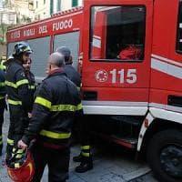 Esplosione fa crollare palazzina nel Bolognese: due feriti