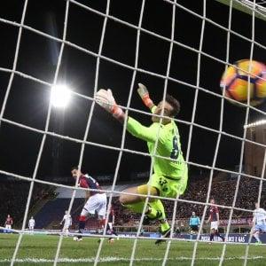 Bologna battuto e contestato, stavolta al Dall'Ara passeggia la Lazio: 0-2