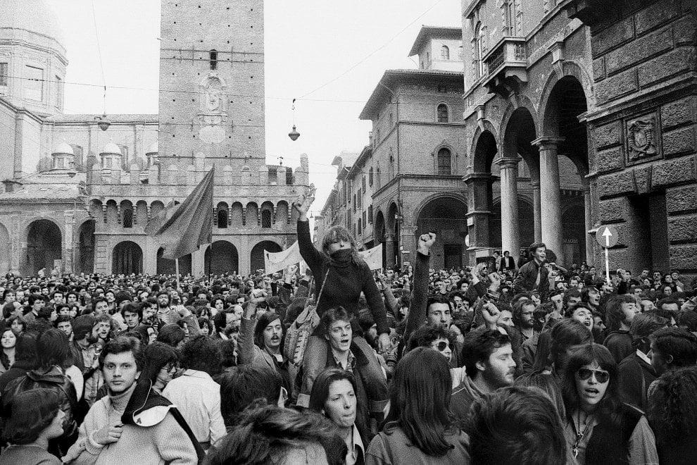 Il '77 a Bologna, le foto che raccontano un'epoca
