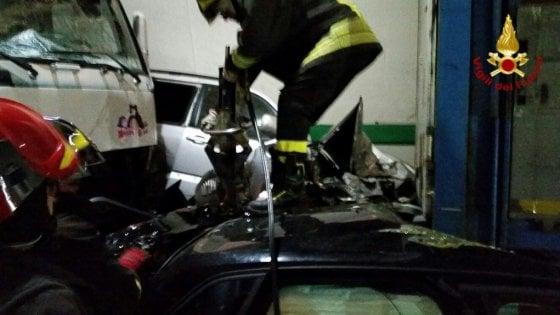 Scontro tra sei veicoli, chiusa l'A1 Bologna-Firenze