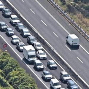 Incidente mortale nel tratto emiliano della A1