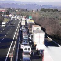 Incidente nel tratto emiliano della A14: un morto