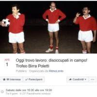 Lavoro e calcetto, a Bologna nasce il Trofeo Birra Poletti